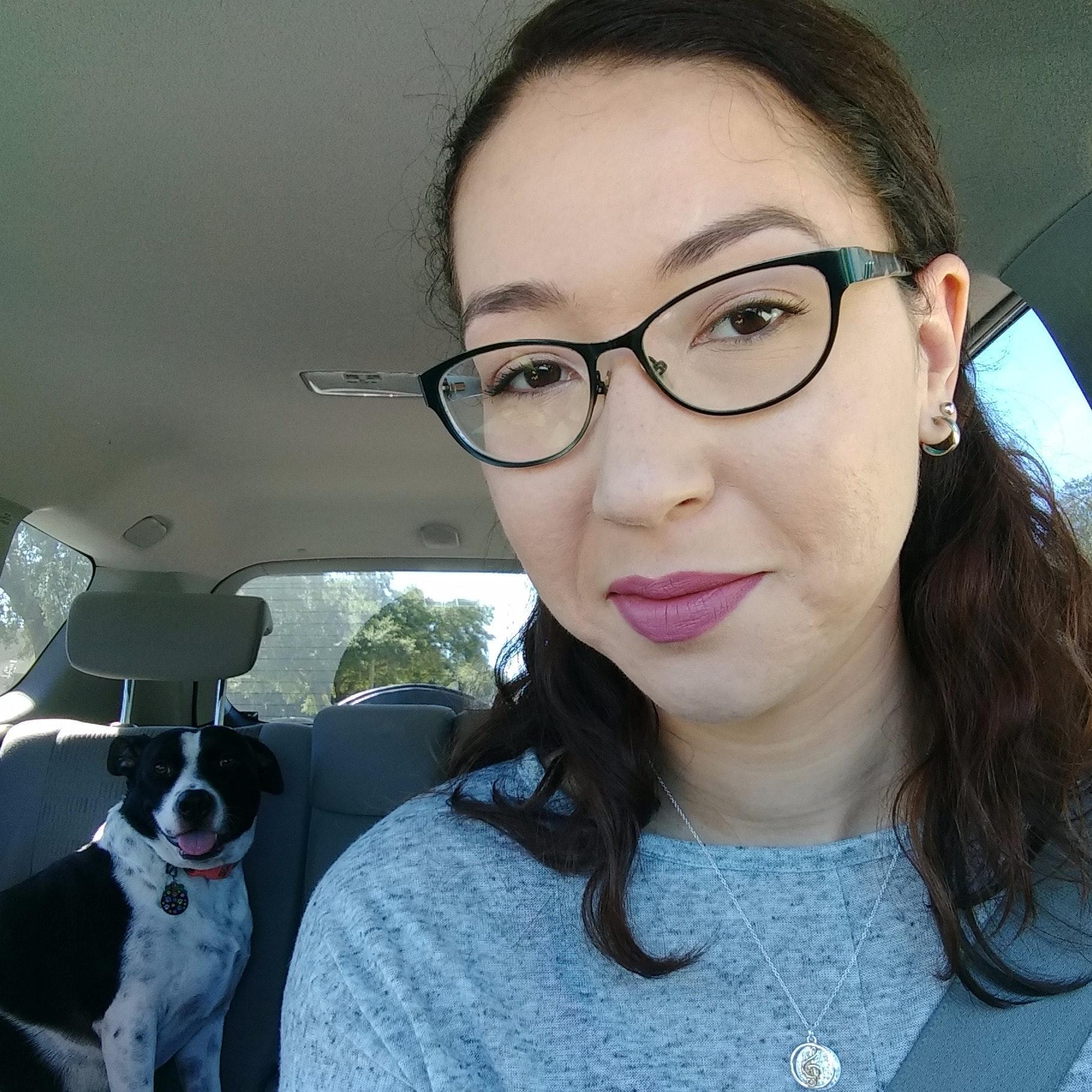 pet sitter Danielle