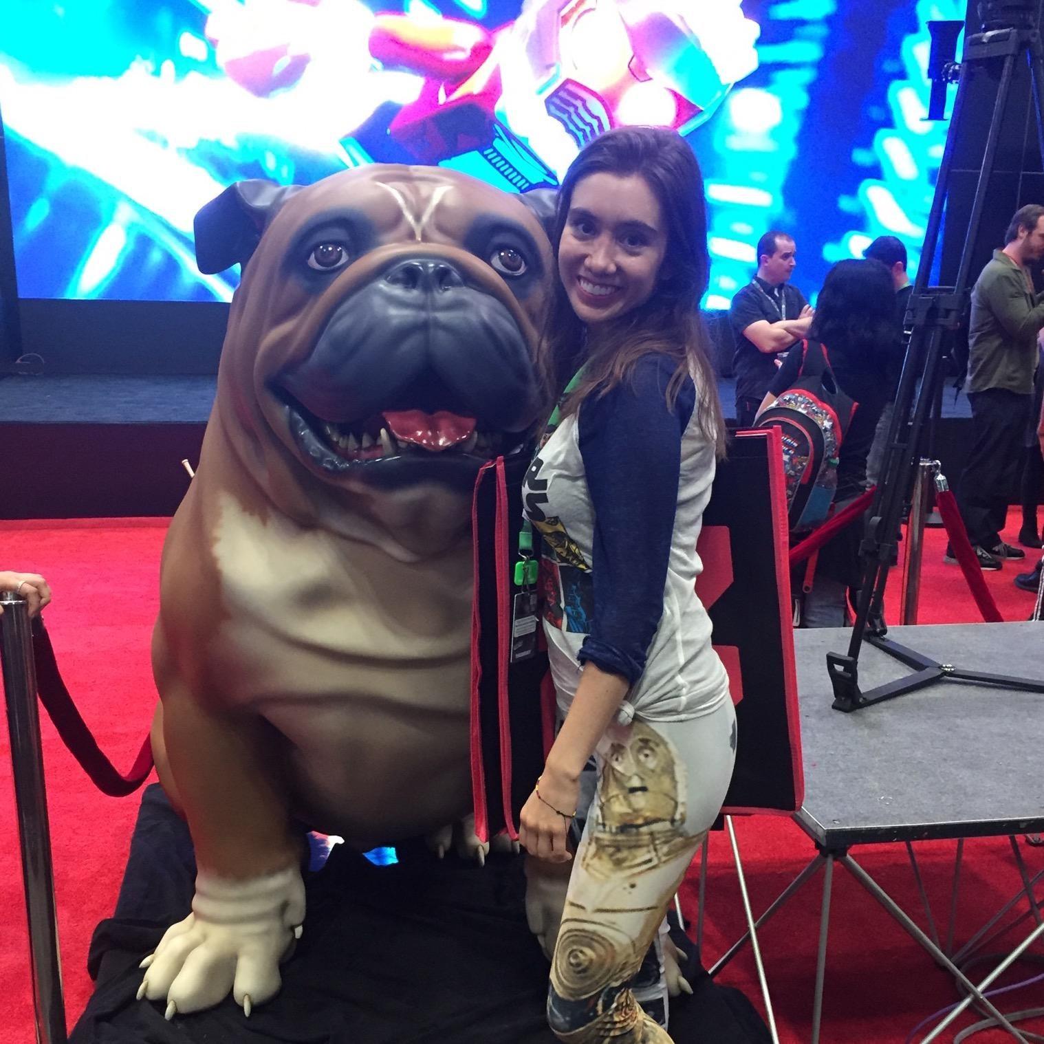 Lauren & Cesar's dog boarding