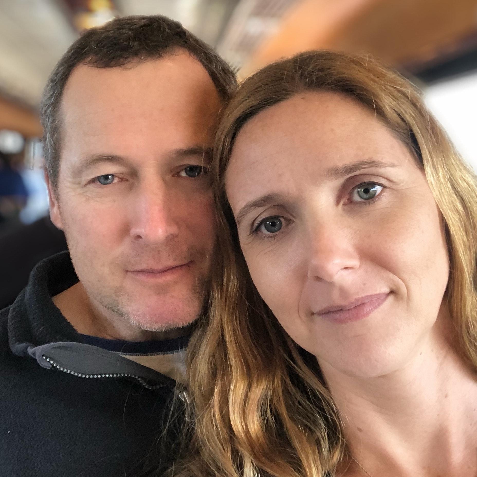 Jenny & Scott B.