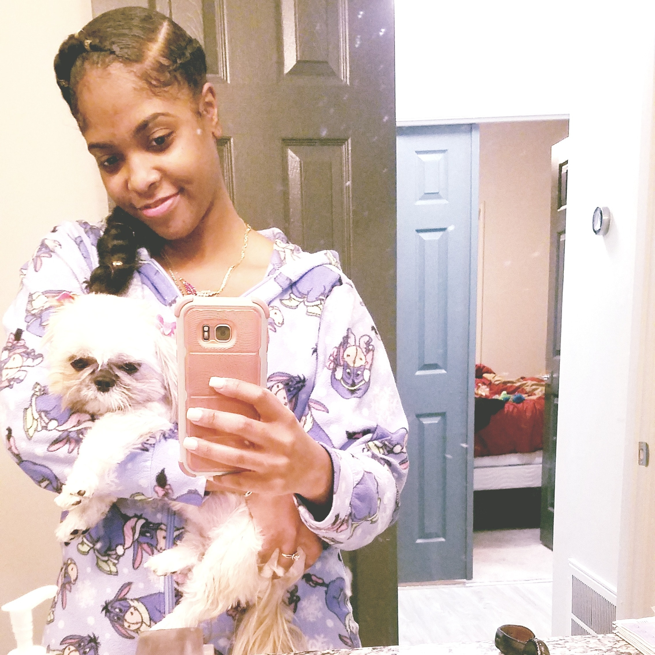 dog walker Chrissy