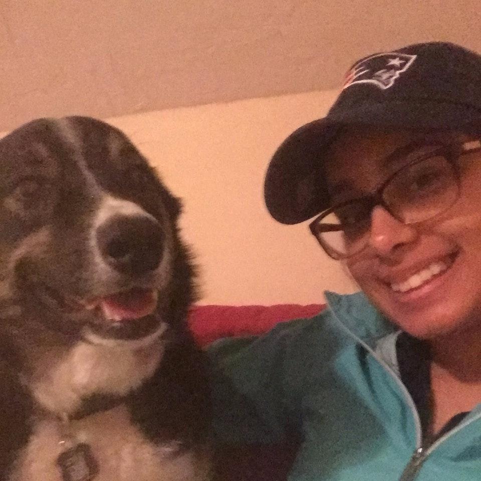 dog walker Shaquiria
