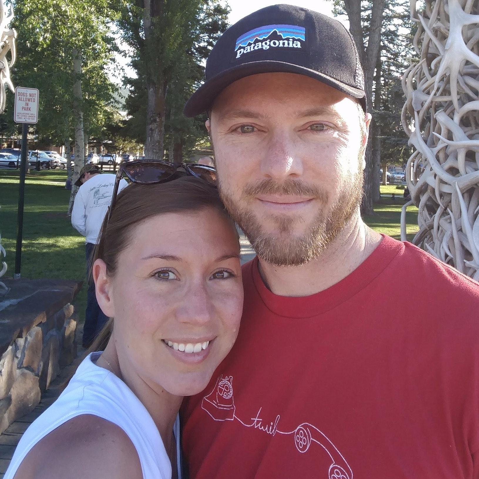 Sonja & Todd W.