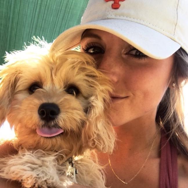 dog walker Jess