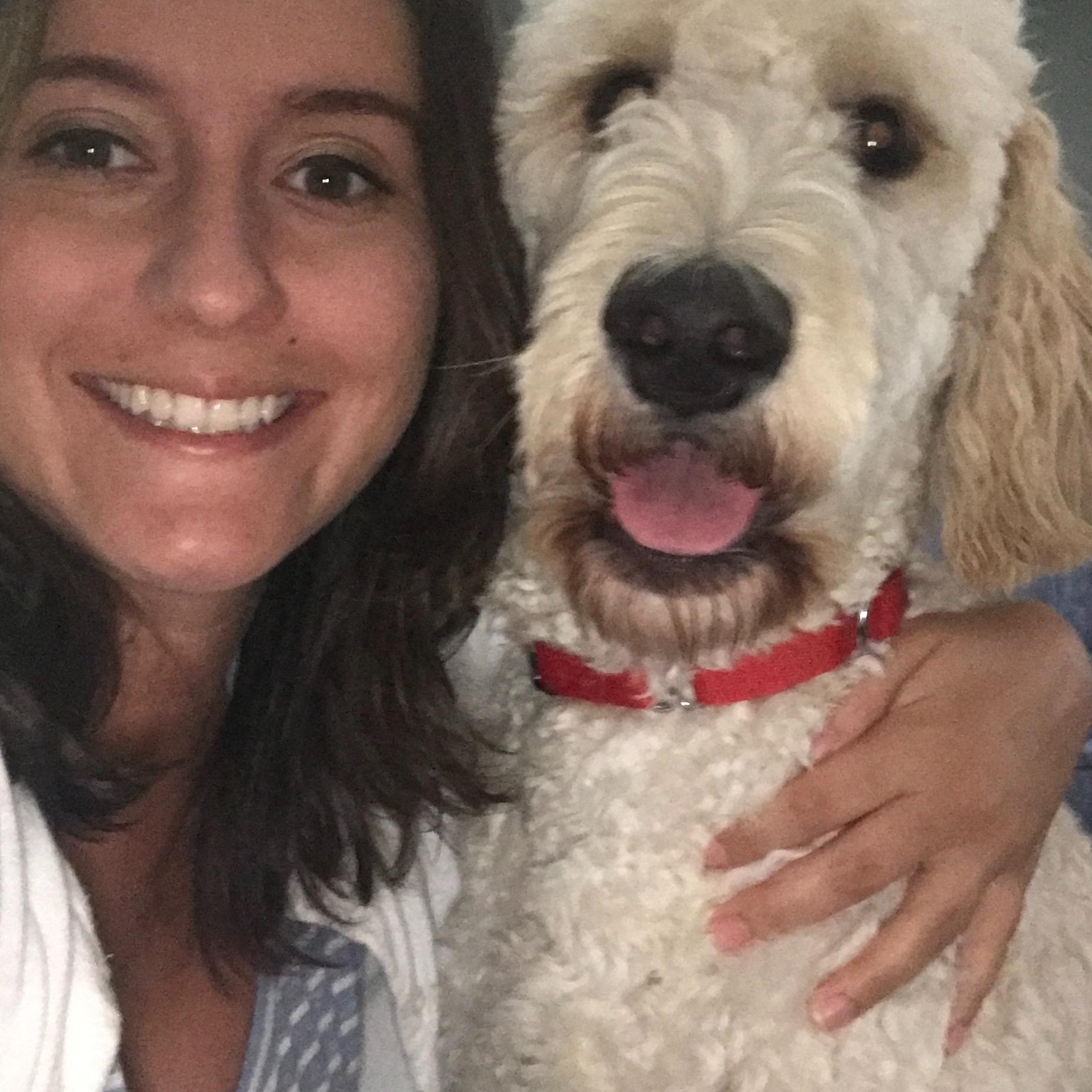 dog walker Rhonda