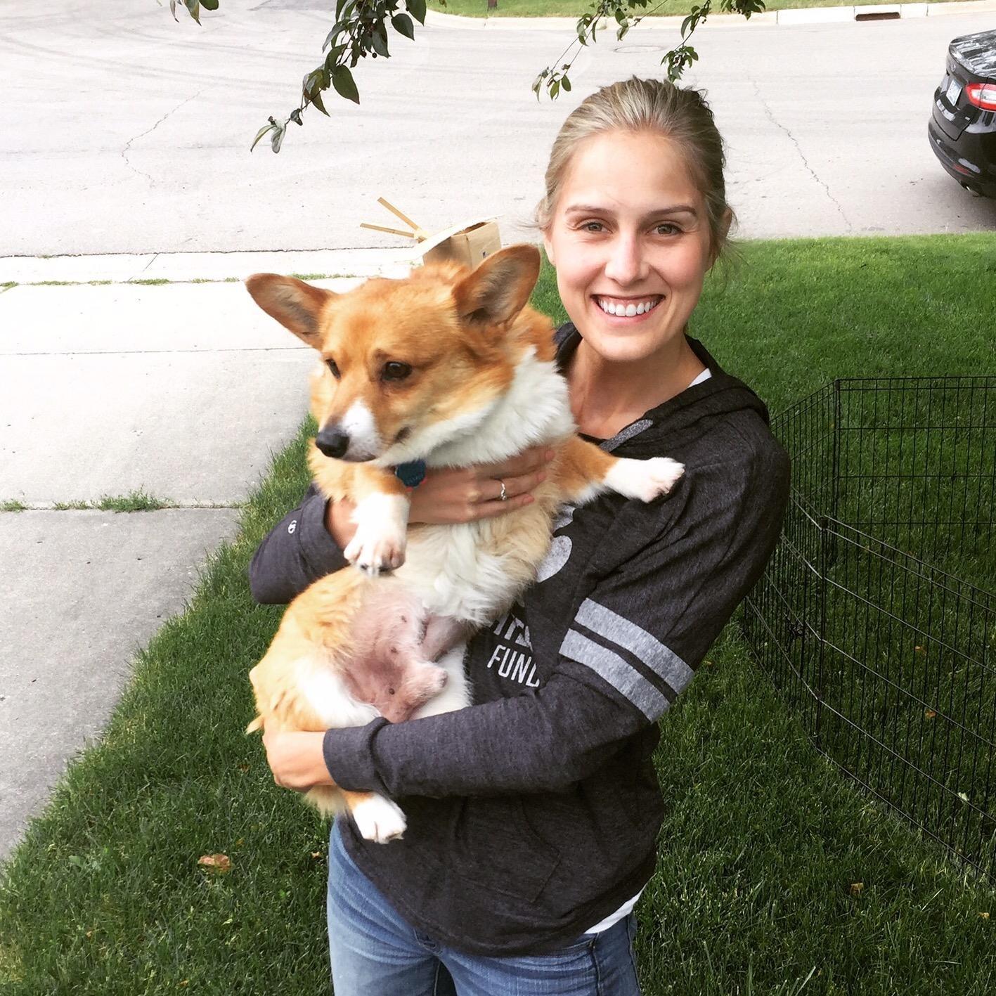 Anna & Derek's dog day care