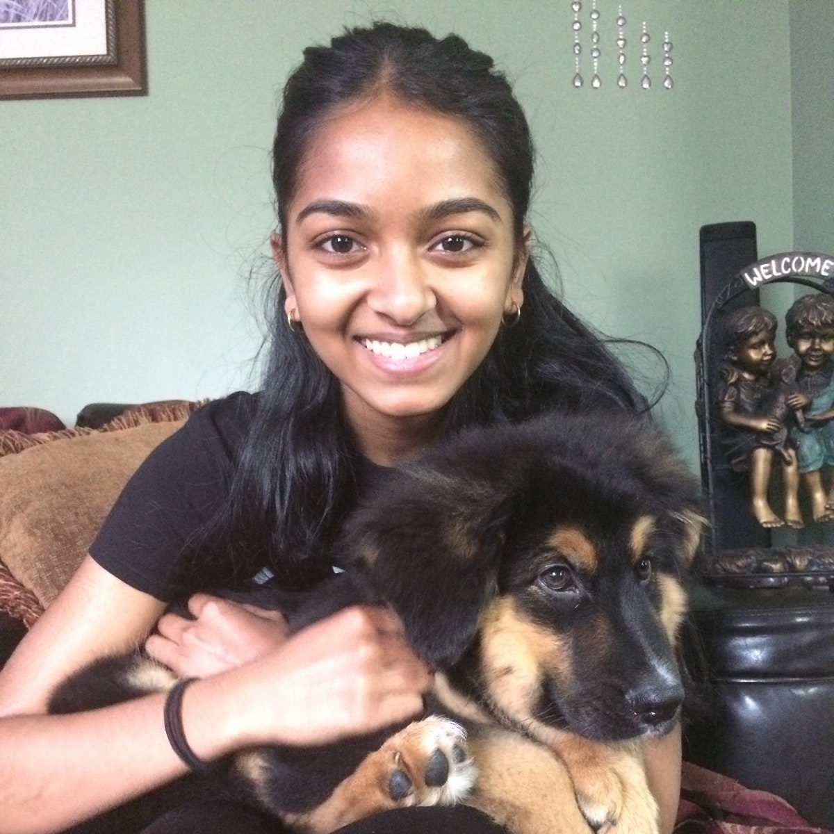 Luhiesha's dog boarding