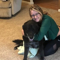 house sitter Leighan