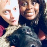 Lucas & Aneesa's dog day care