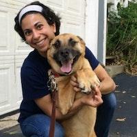 dog walker Tinaz