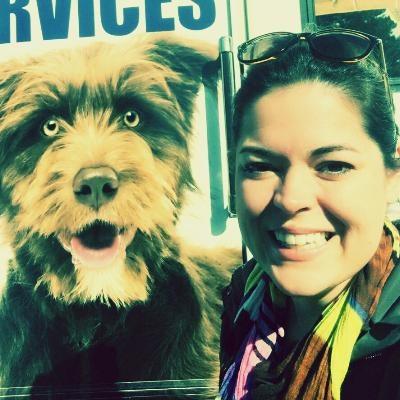dog walker Angie