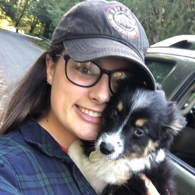 dog walker Carly & Ana