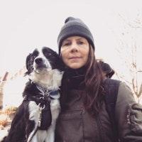 dog walker Mari
