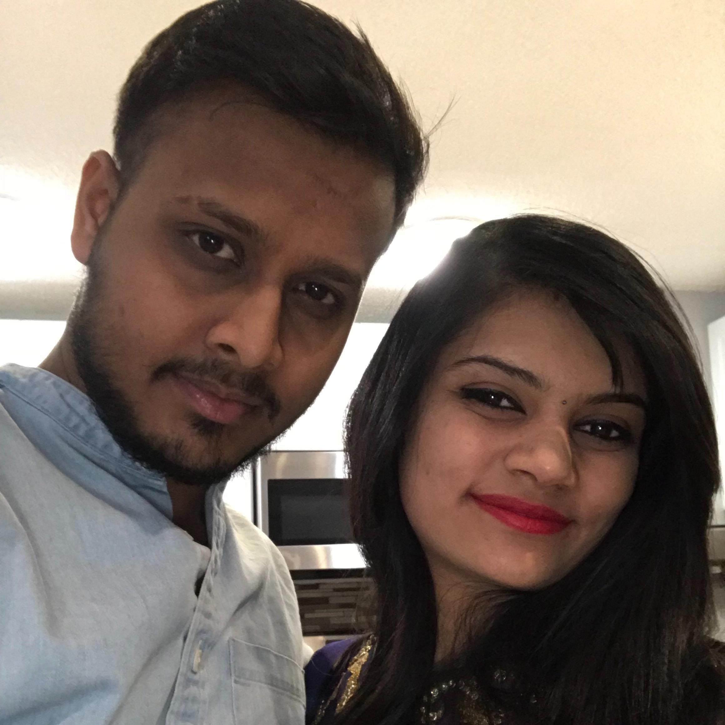 Khushbu & Jay M.