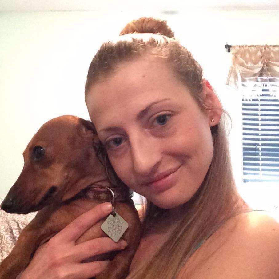 dog walker Aileen