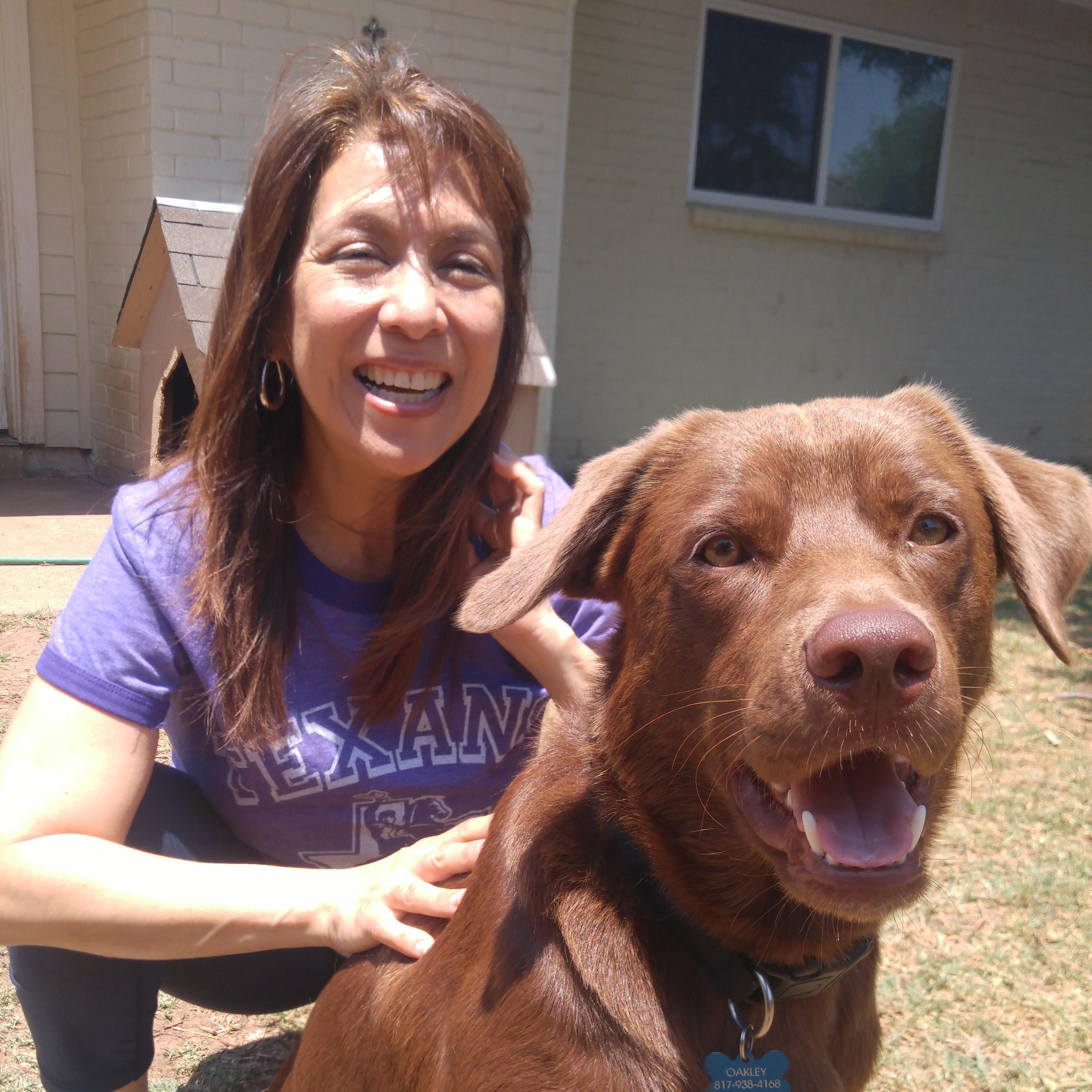 dog walker Misty & Veronica