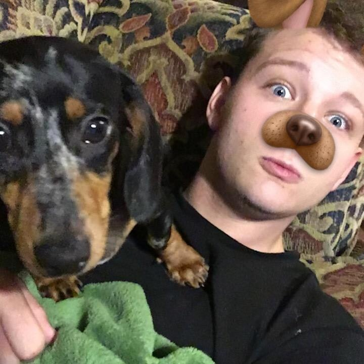 Tyler's dog day care