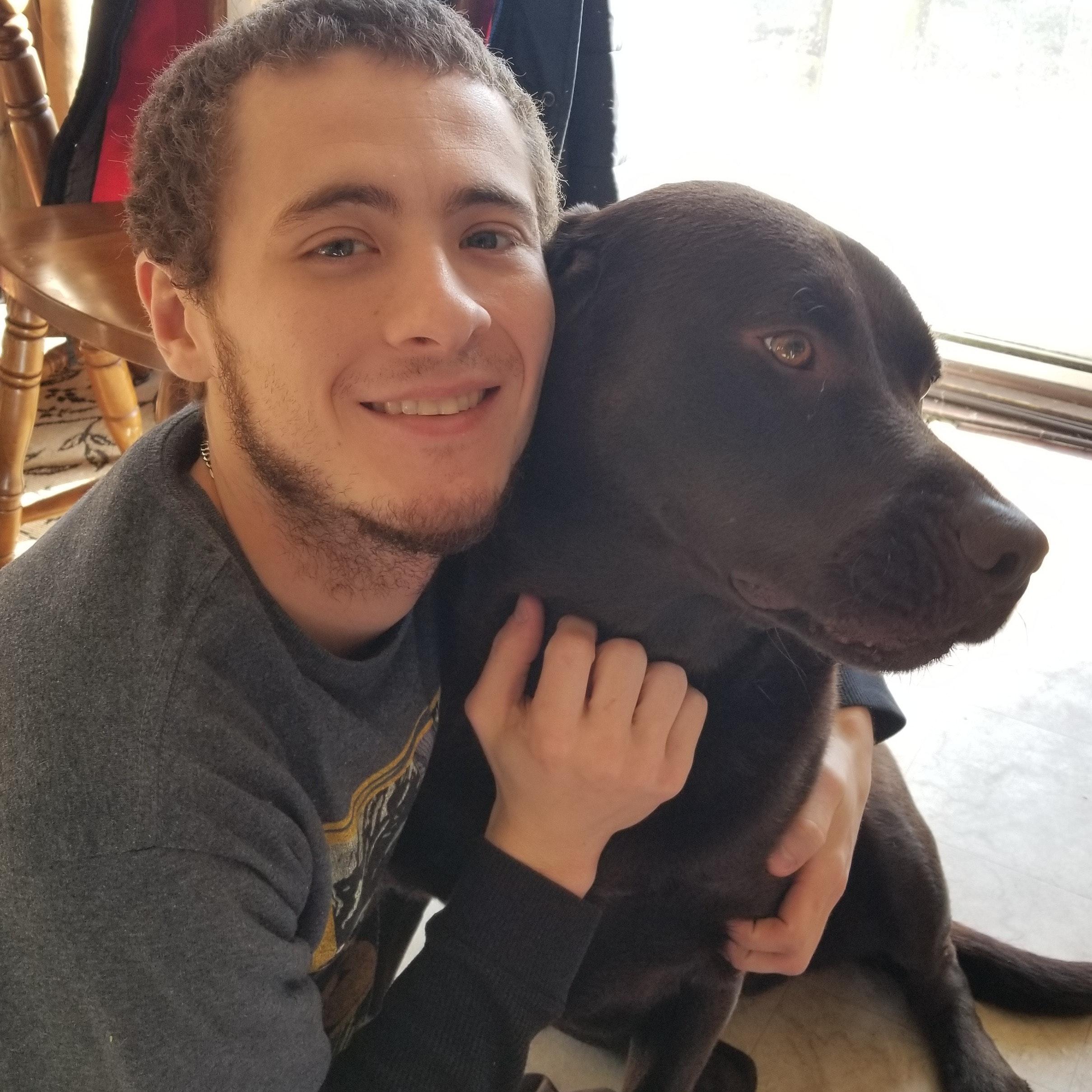 dog walker Trenton