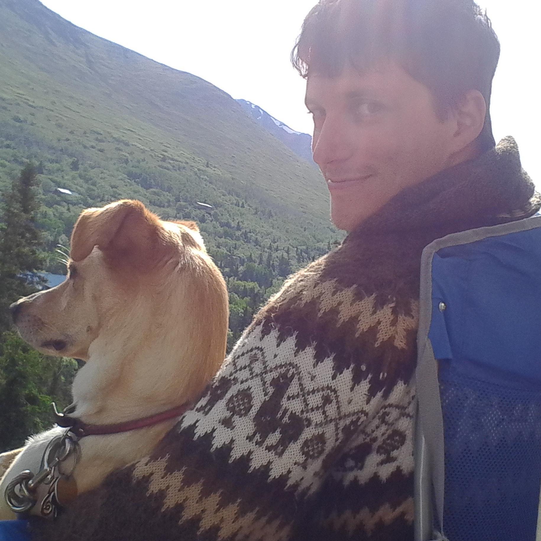 dog walker Alex