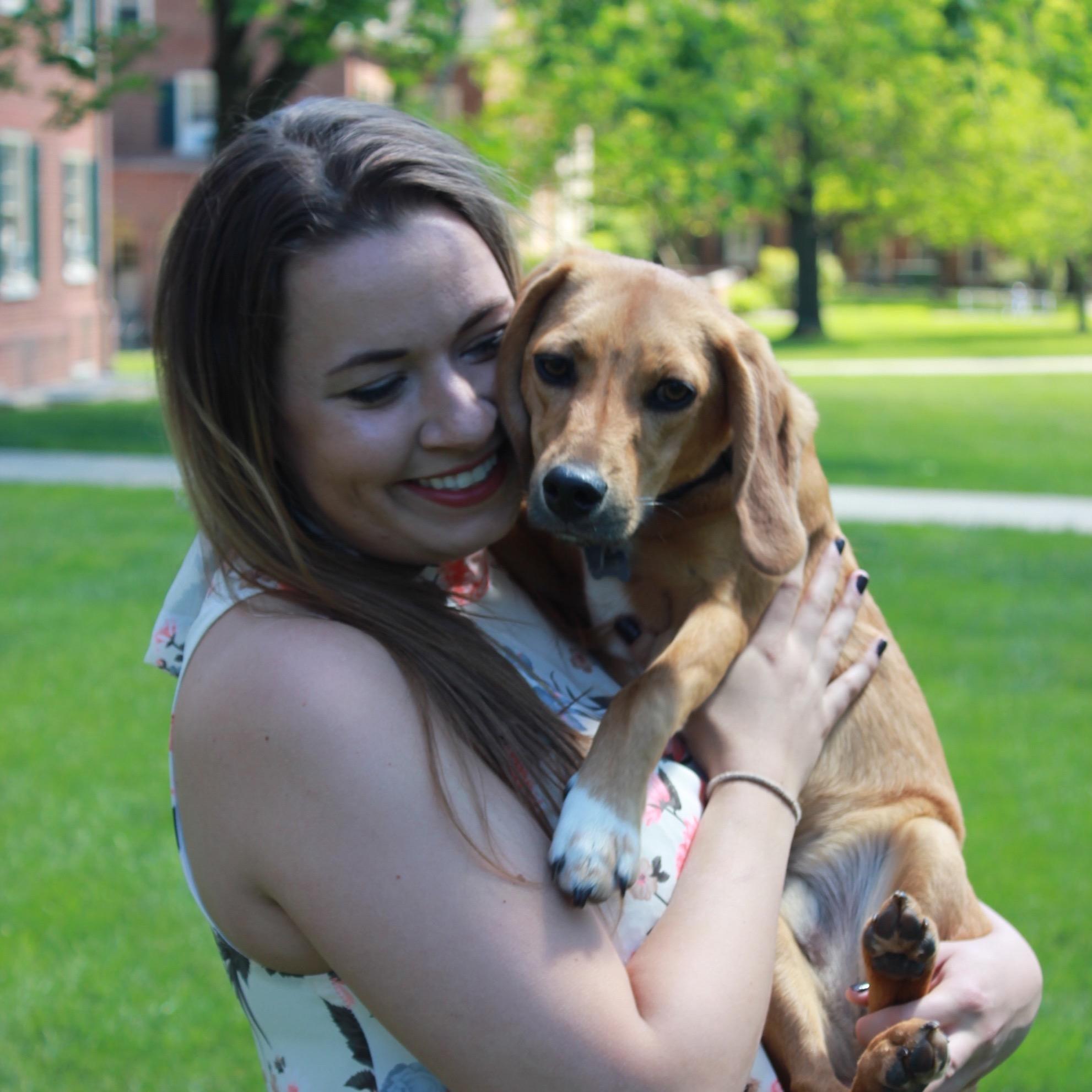 dog walker Kate