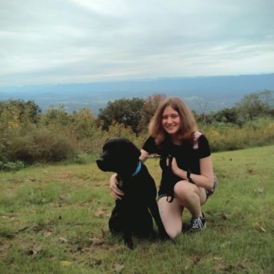 dog walker Kellie