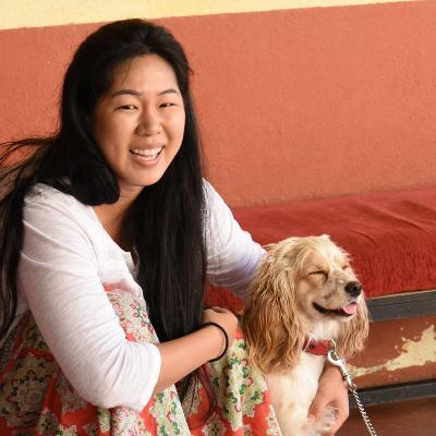 dog walker Yoona