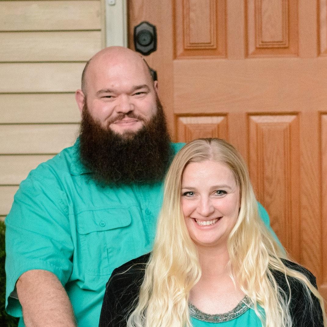 pet sitter Lorraine & Shane