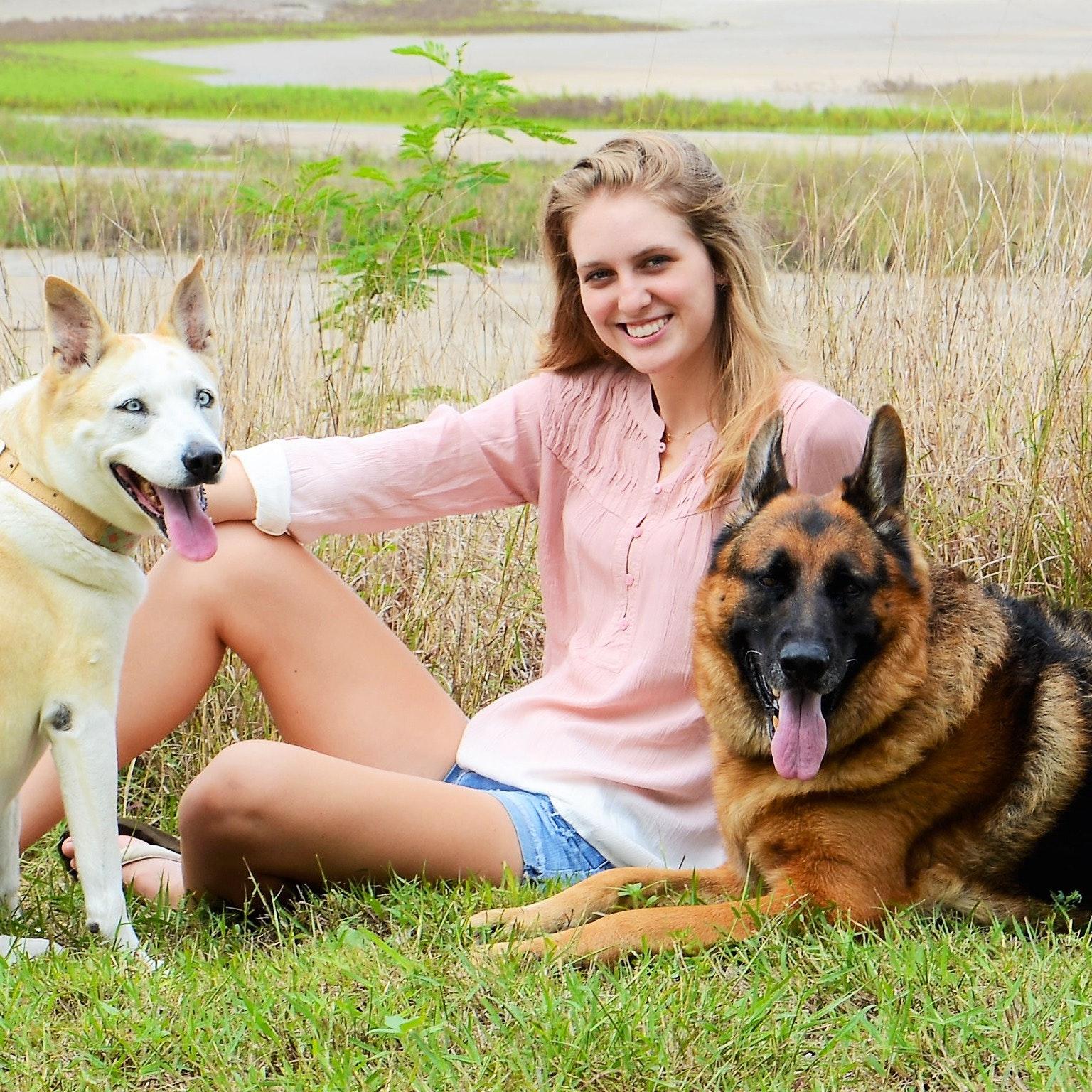 dog walker Faith