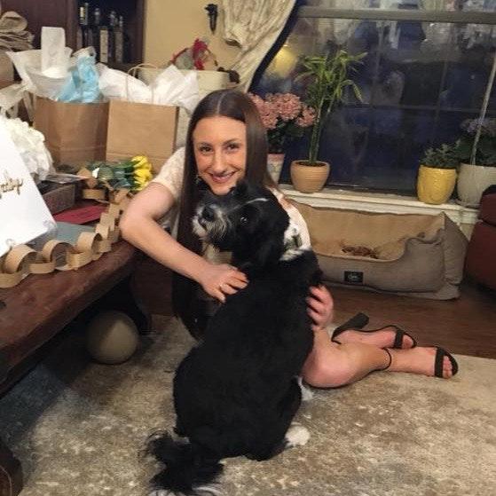 dog walker Kaylee