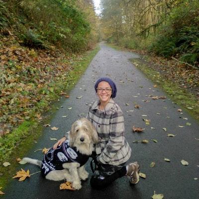 dog walker Mary Grace