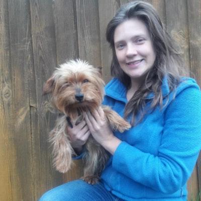 Agnieszka's dog boarding