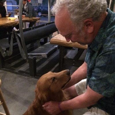 dog walker George