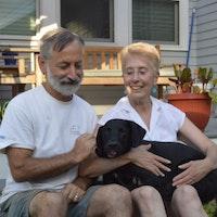 """Jerik & Barbara """"Bobbi""""'s dog boarding"""