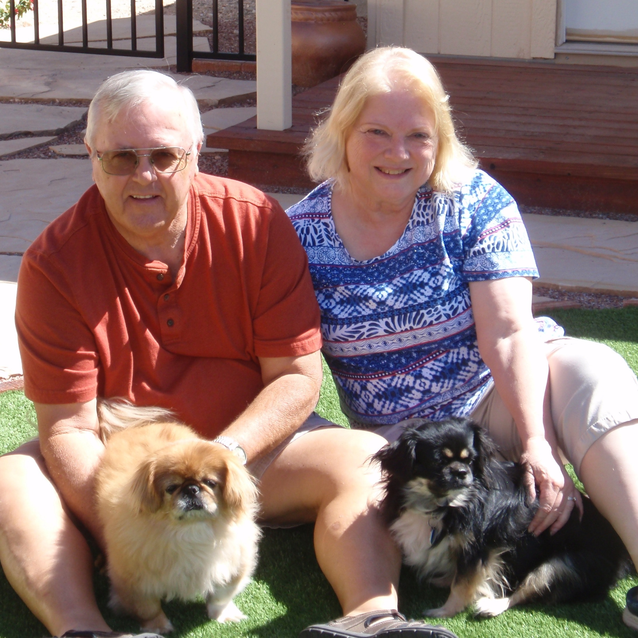 Ron & Shellie's dog boarding