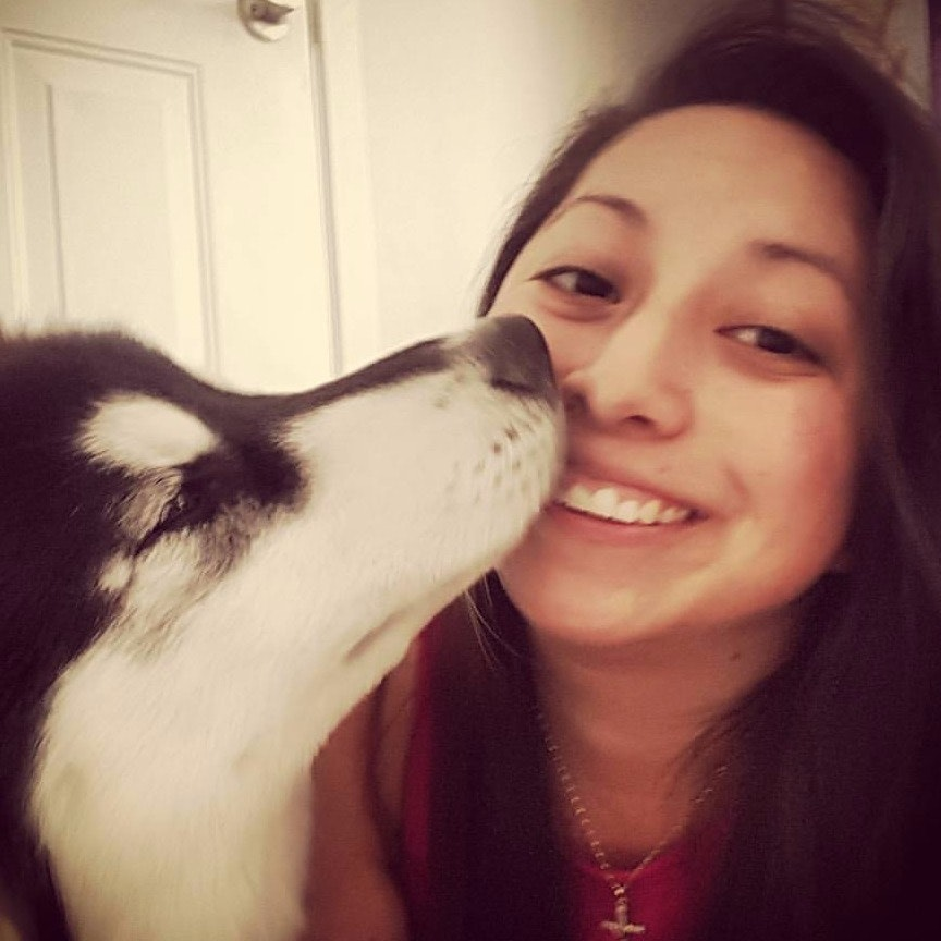 dog walker Reyna
