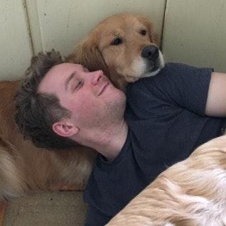 pet sitter Cory