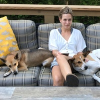 dog walker Christie & Greg