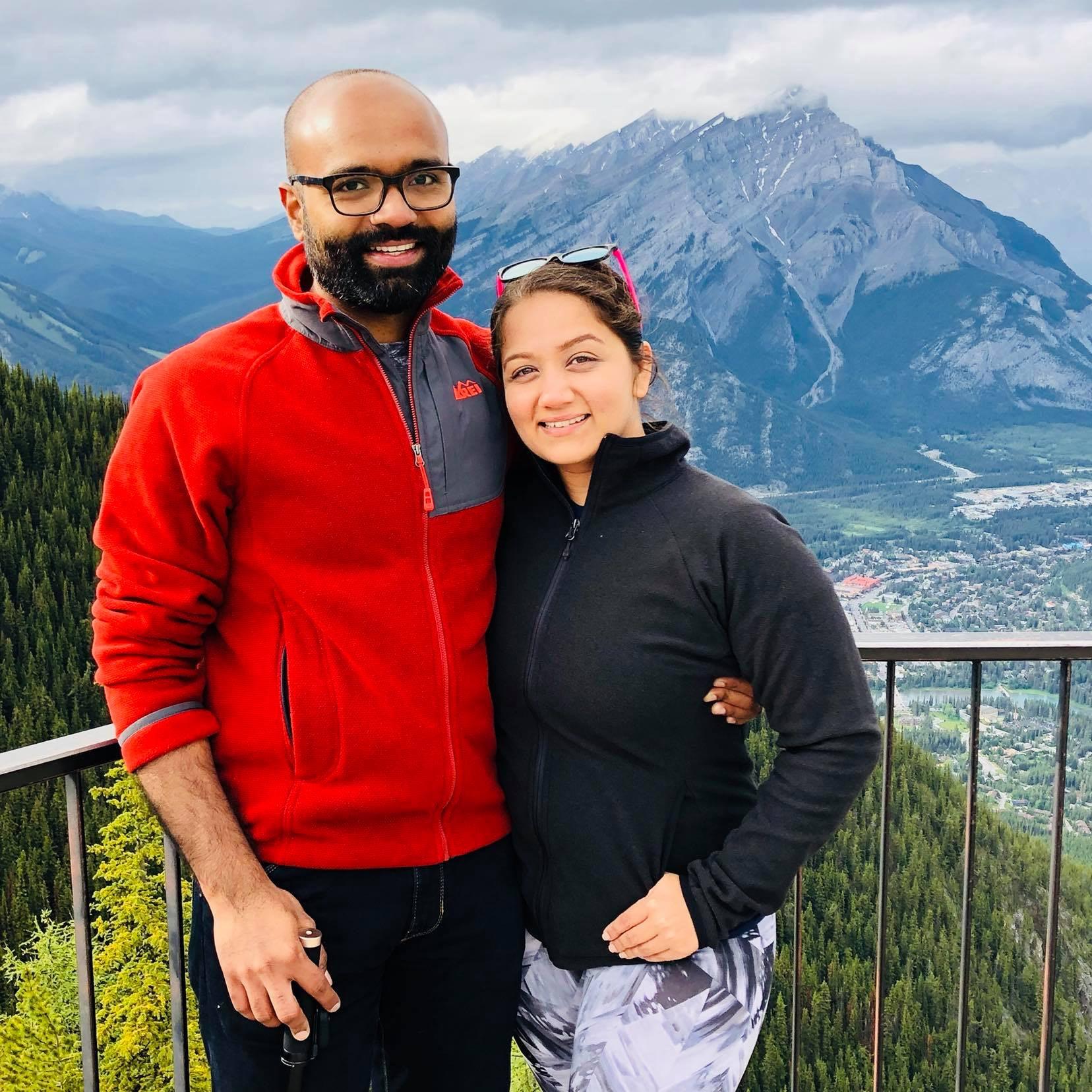 Abhilash & Anuja A.