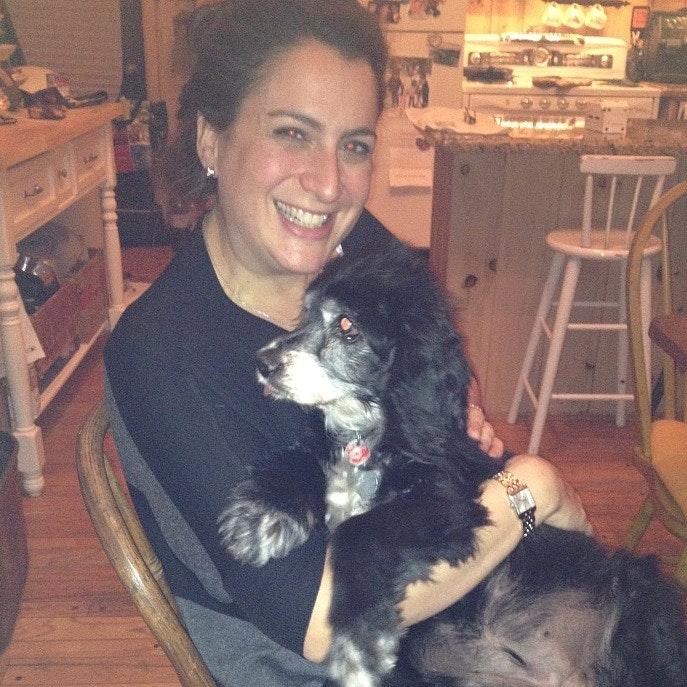 Lianne's dog boarding