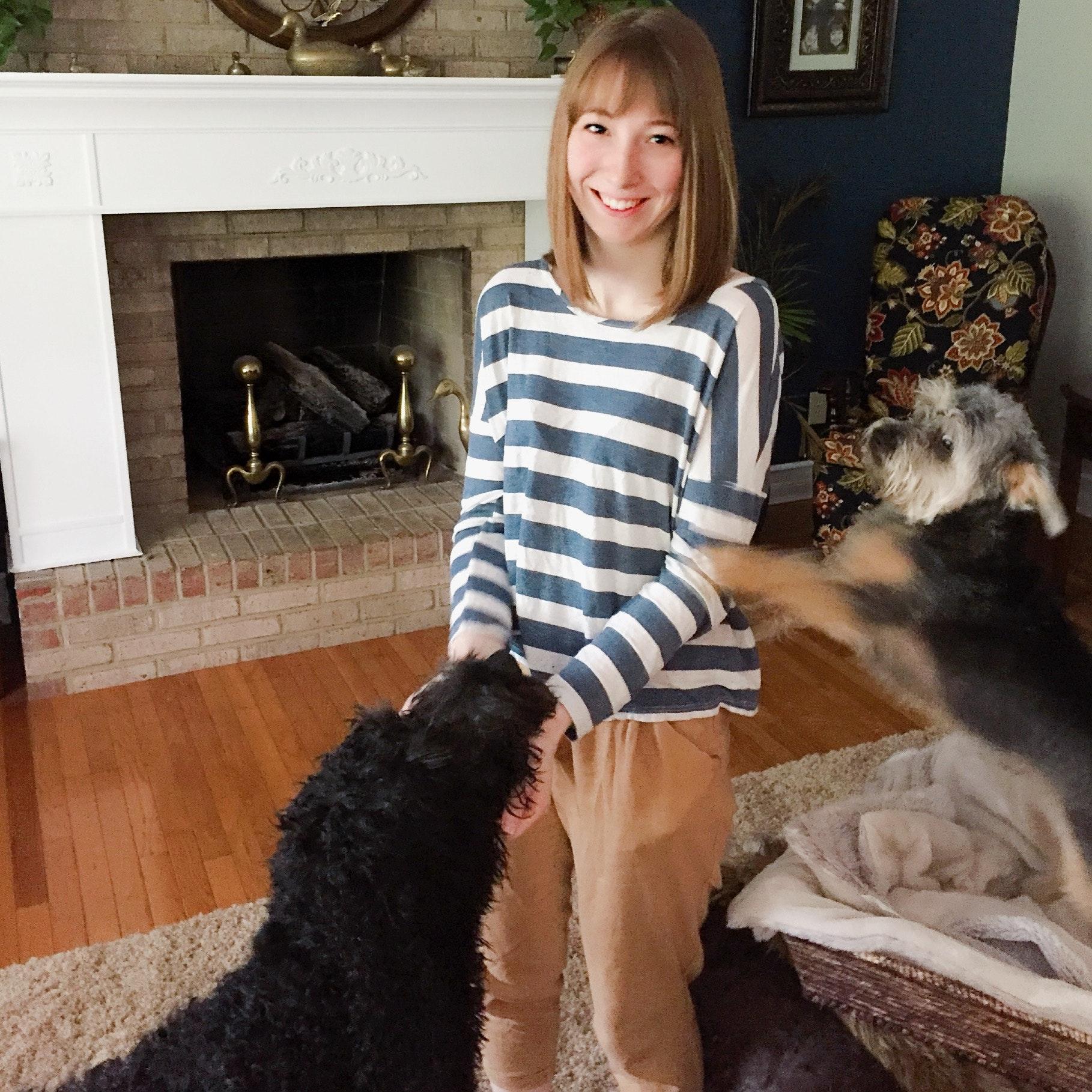 Valerie's dog boarding