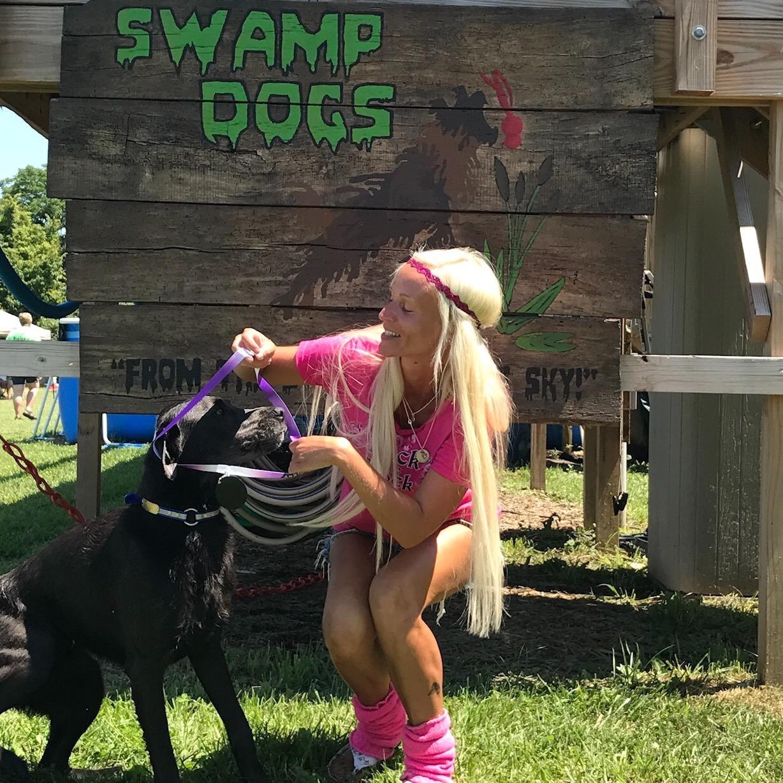 dog walker Sonia