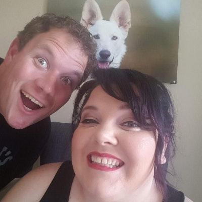 Angela & Matthew's dog boarding