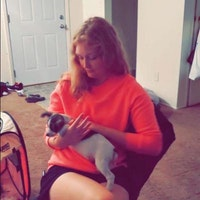 house sitter Tess