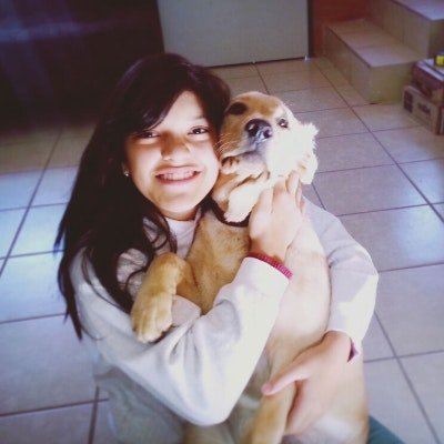 pet sitter Sheyla
