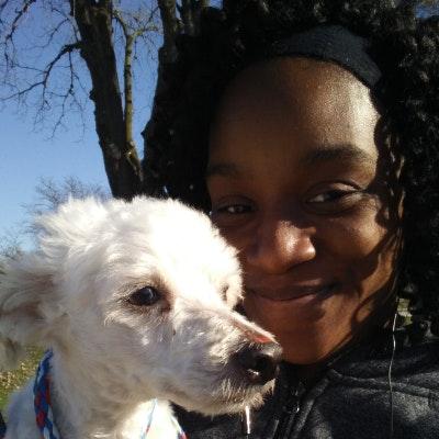 dog walker Precious