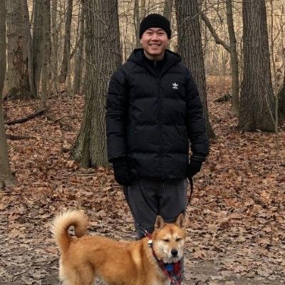 dog walker Wei