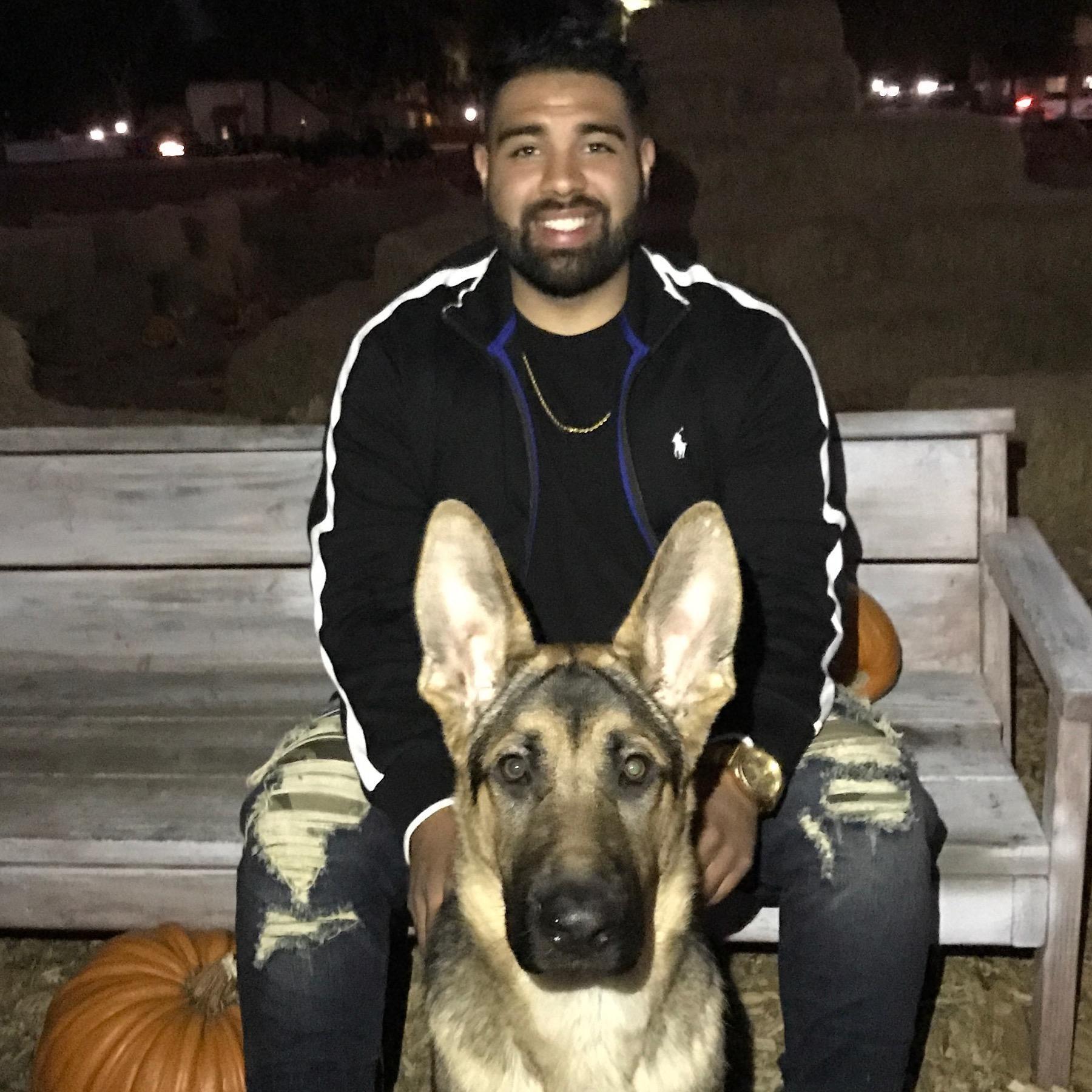 Julio's dog boarding