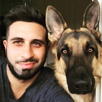 Jorge's dog boarding
