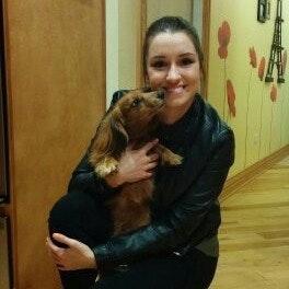 dog walker Kasia
