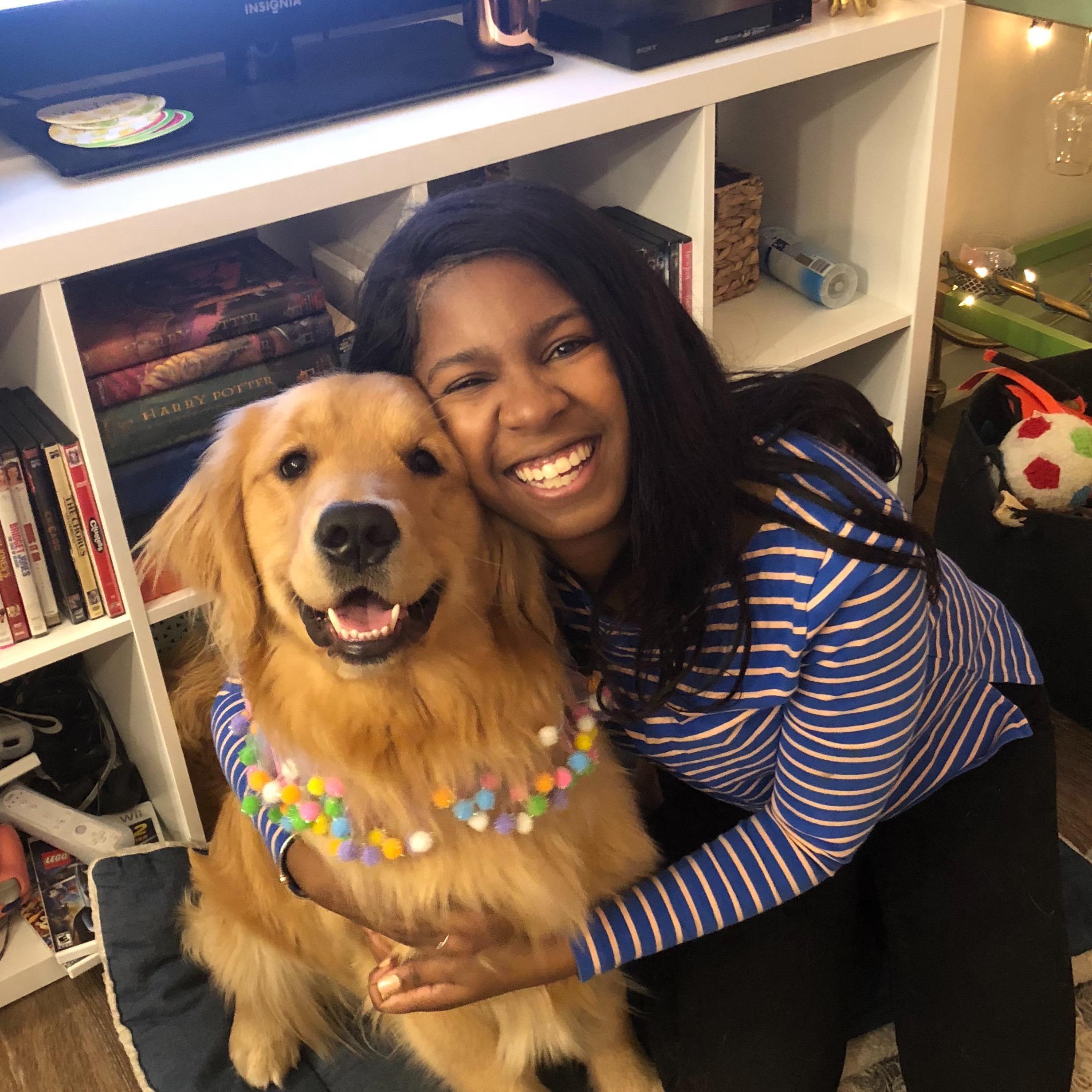 dog walker Charlene