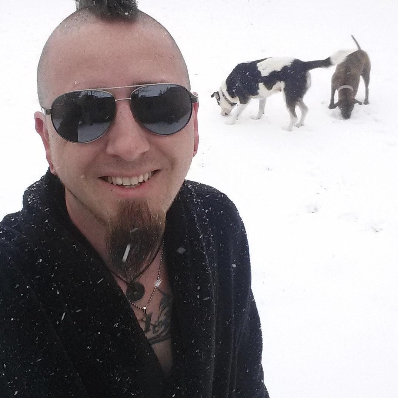 dog walker Brian